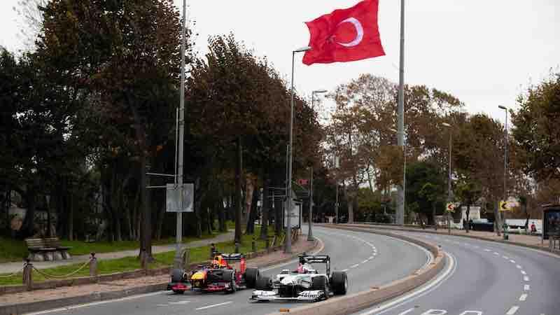 Formula 1 Türkiye'ye döndü!