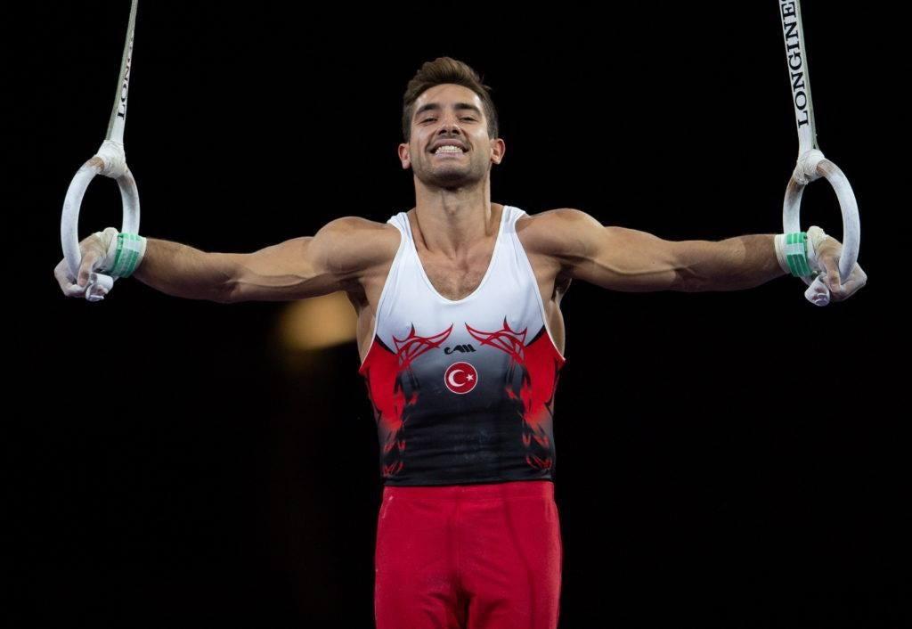 İbrahim Çolak, Artistik Cimnastik Avrupa Şampiyonu oldu