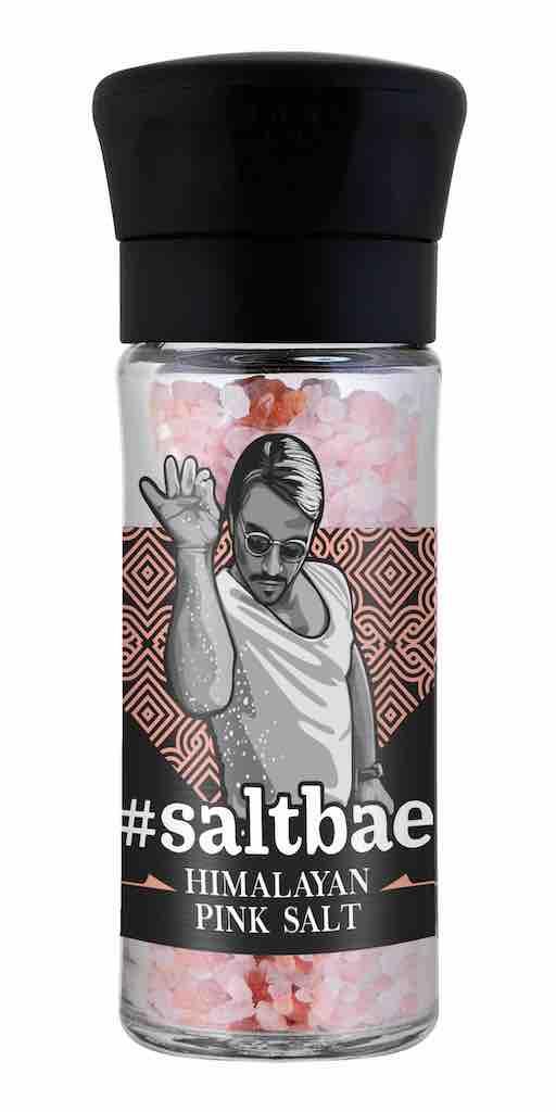 Nusret'in tuzu #SaltBae markası ile uluslararası marketlerde