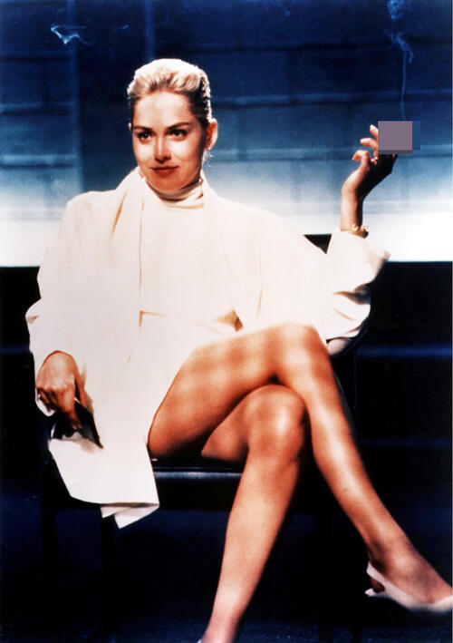 Sharon Stone, Temel İçgüdü'nün o meşhur sahnesinde kandırılmış.