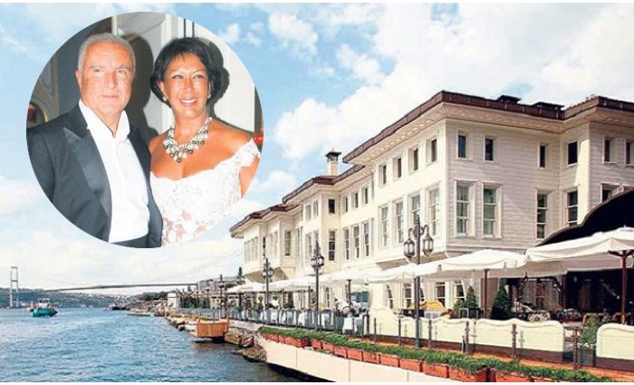 Ünal Aysal'ın Hotel Les Ottomans'ı Akbank'ın oldu