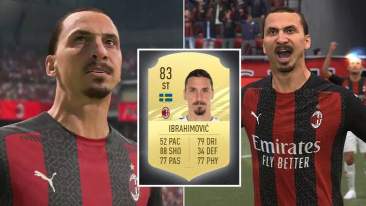 İbrahimovic'ten yüzünü izinsiz kullanan FIFA 21'e uyarı