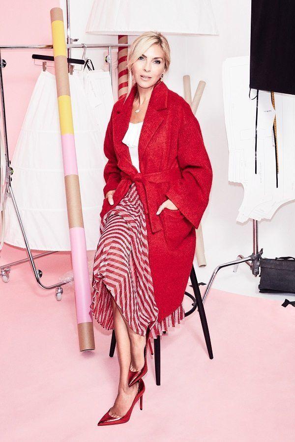 Arzu Sabancı, moda için 'Studio'ya girdi.