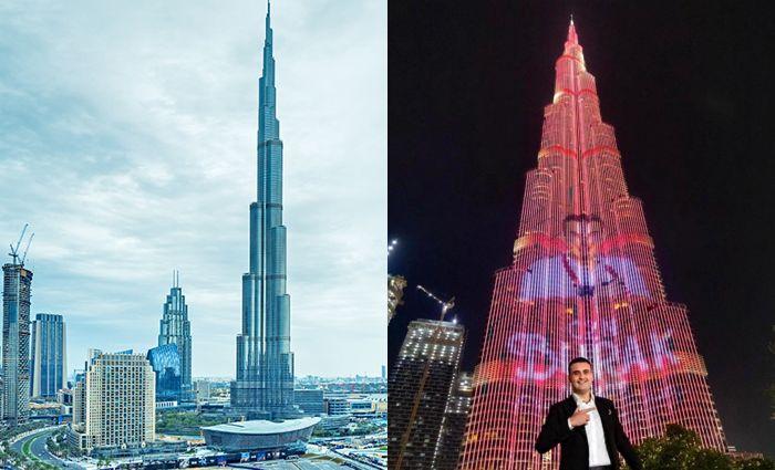 CZN Burak'ın Dubai şubesiKoronavirüs tedbirlerine uymadığı için kapatıldı!