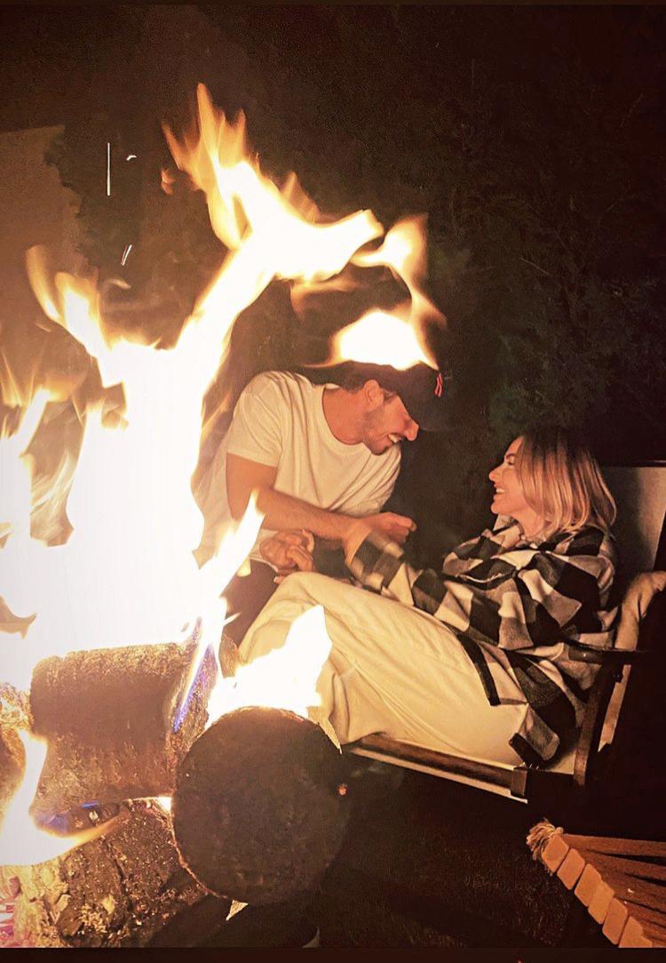Hadise ve Kaan Yıldırım'ım Aşk Ateşi