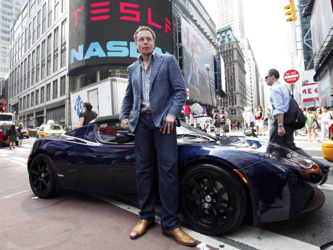 Tesla, dünyanın en değerli otomotiv firması oldu.