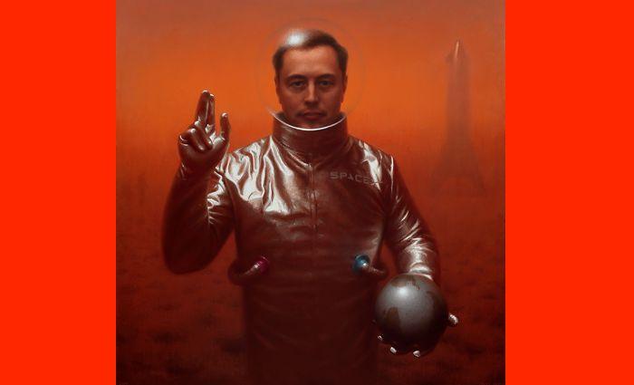 Elon Musk, Mars'a insan göndermek için tarih verdi