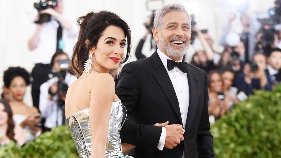 George Clooney'in pandemi hobisi: Çamaşır ve bulaşık yıkamak
