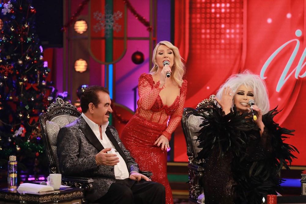 Türkiye'nin Starları, Yılbaşında 'İbo Show' Gazinosu'nda