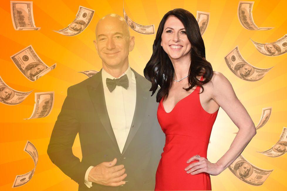 Dünyadaki 22. en zengin kişi McKenzie Scott, öğretmenle evlendi
