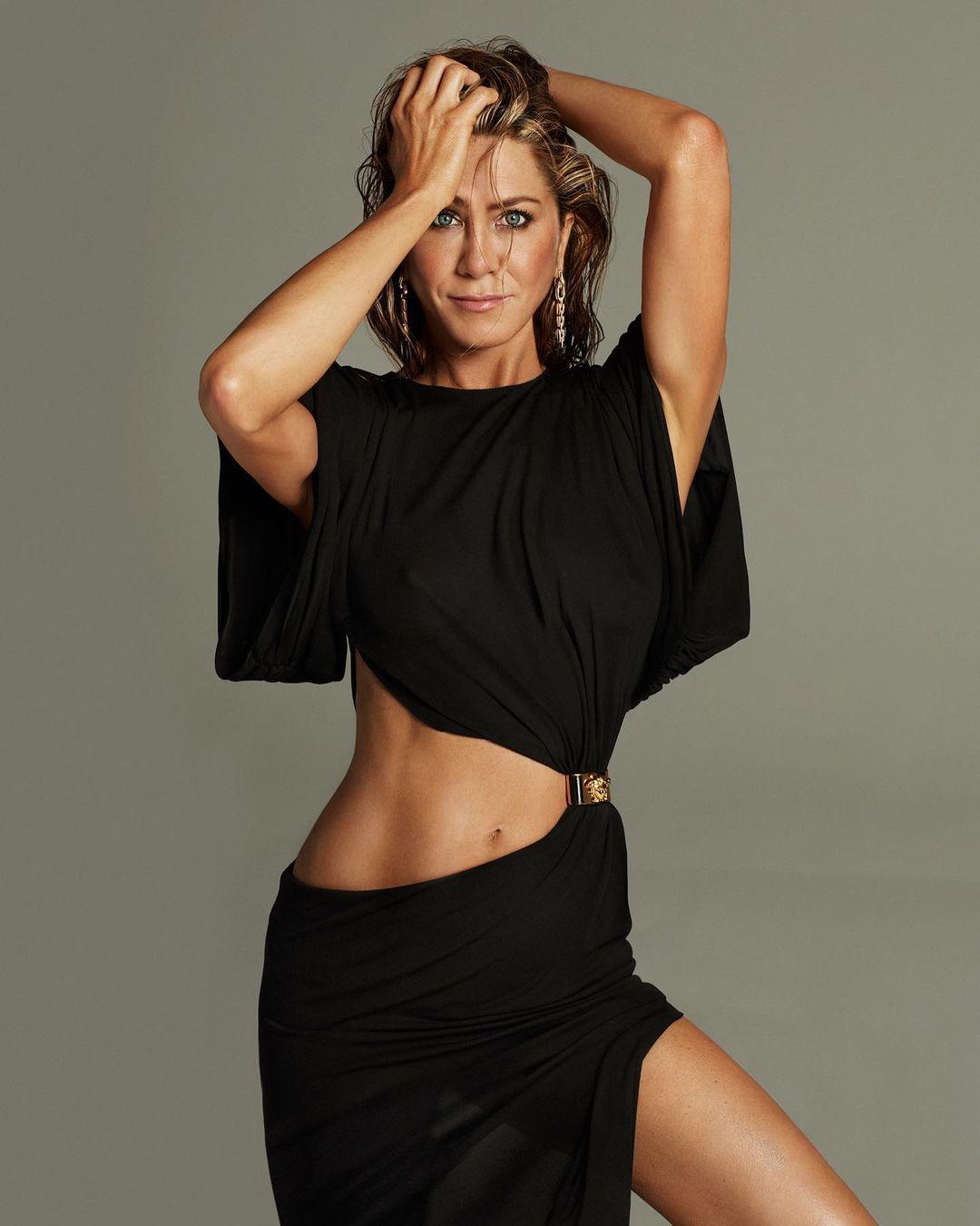 Jennifer Aniston'ın sağlık ve güzellik sırrı. Protein desteği