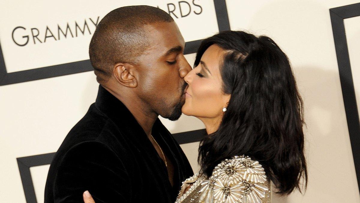 Kim Kardashian ve Kanye West ayrı hayatlar yaşıyorlar
