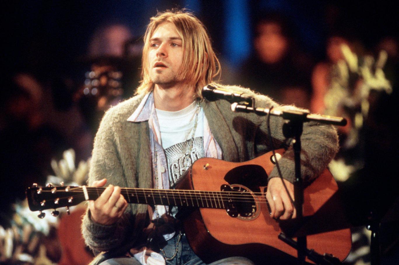 Kurt Cobain: 1 milyon takipçi