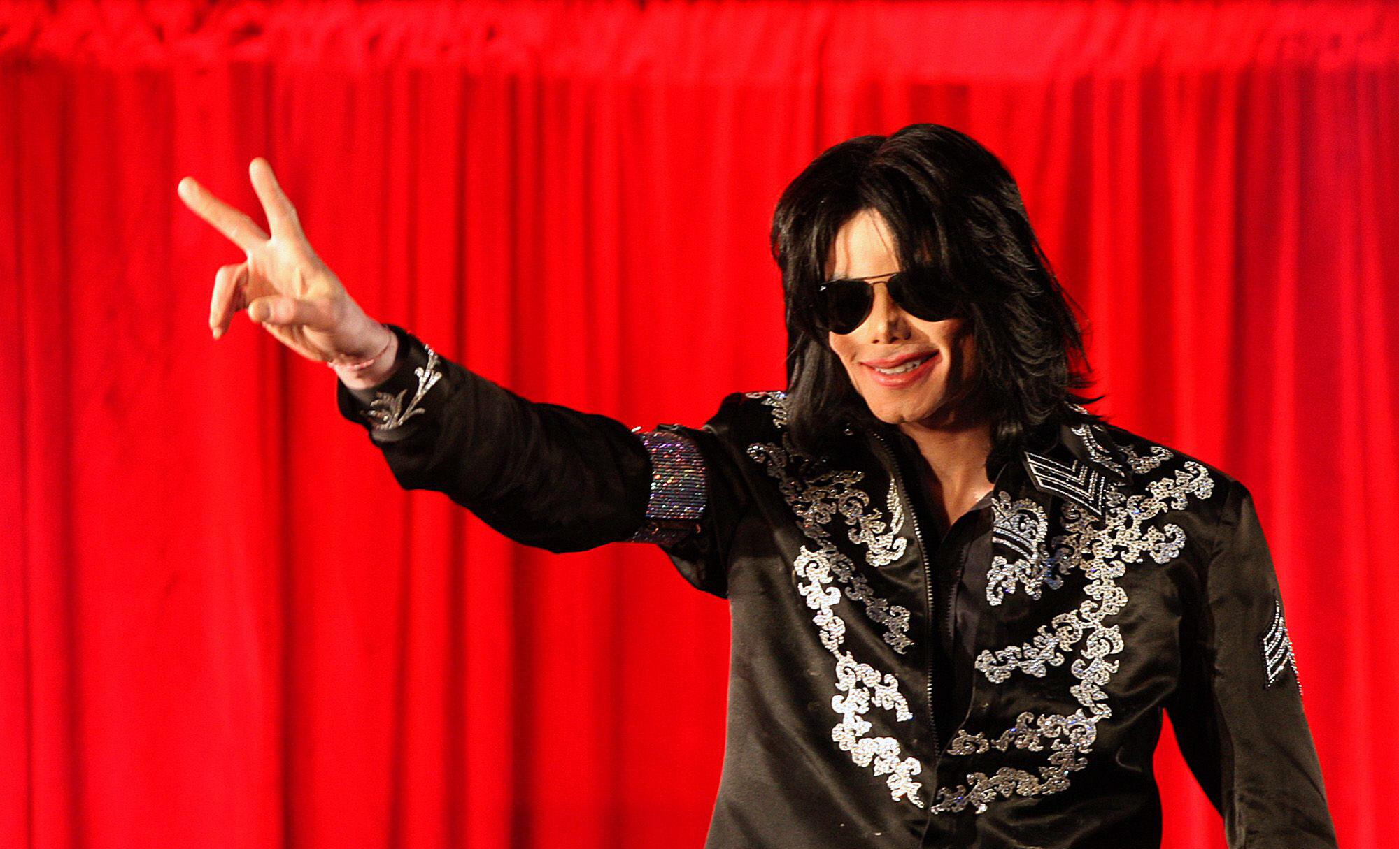 Michael Jackson: 5.6 milyon takipçi