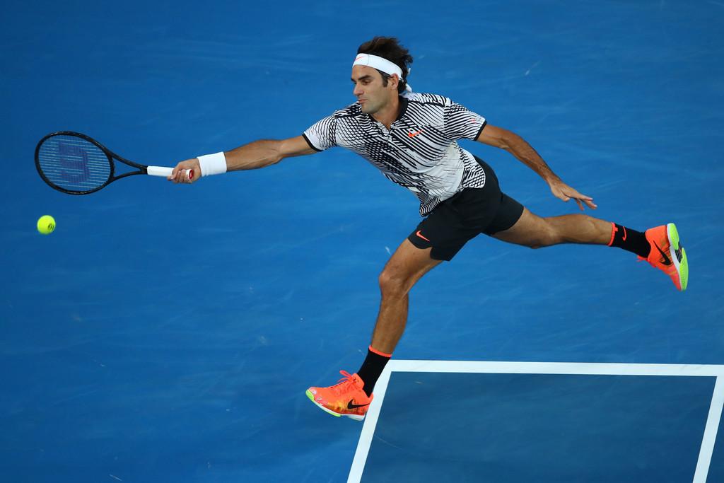 Sakatlığı süren Roger Federer ilk kez Avustralya Açık'ta yok