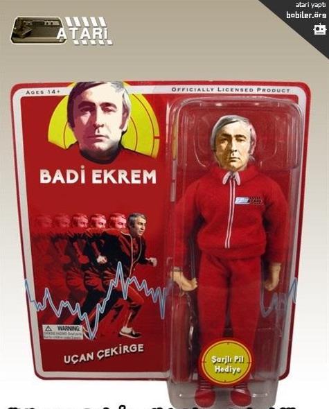Badi Ekrem'in eşofman takımı Cem Yılmaz'a hediye