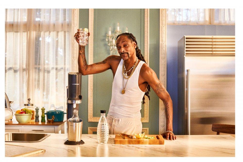 Snoop Dogg, Nihat Odabaşı'na poz verdi