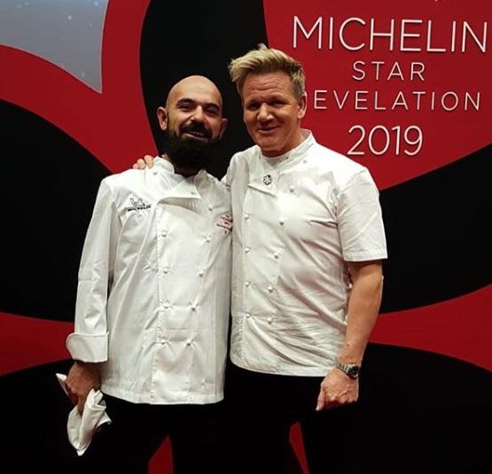 Michelin yıldızı Türk Şef Ahmet Dede'ye geldi