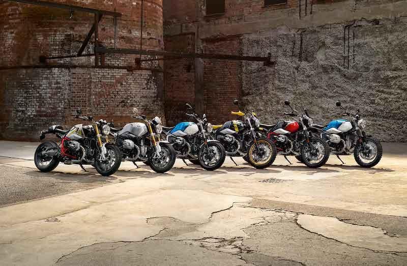 BMW Motorrad2021'e yeni modelleriyle damga vuracak