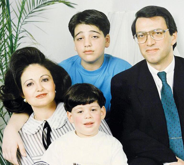 Mesut Yılmaz, intihar eden oğlunun acısına dayanamamış.
