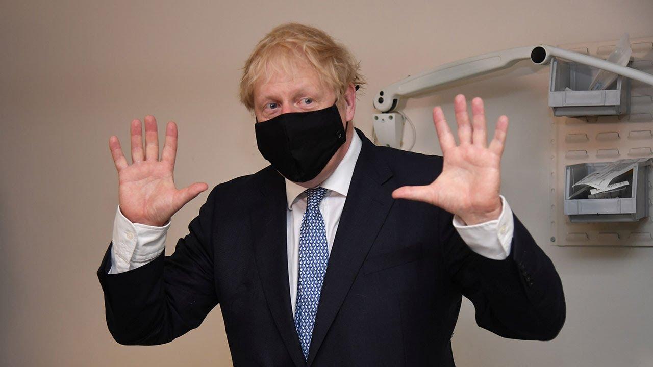Boris Johnson: İngiltere'de 3 ay içinde aşılama başlacak