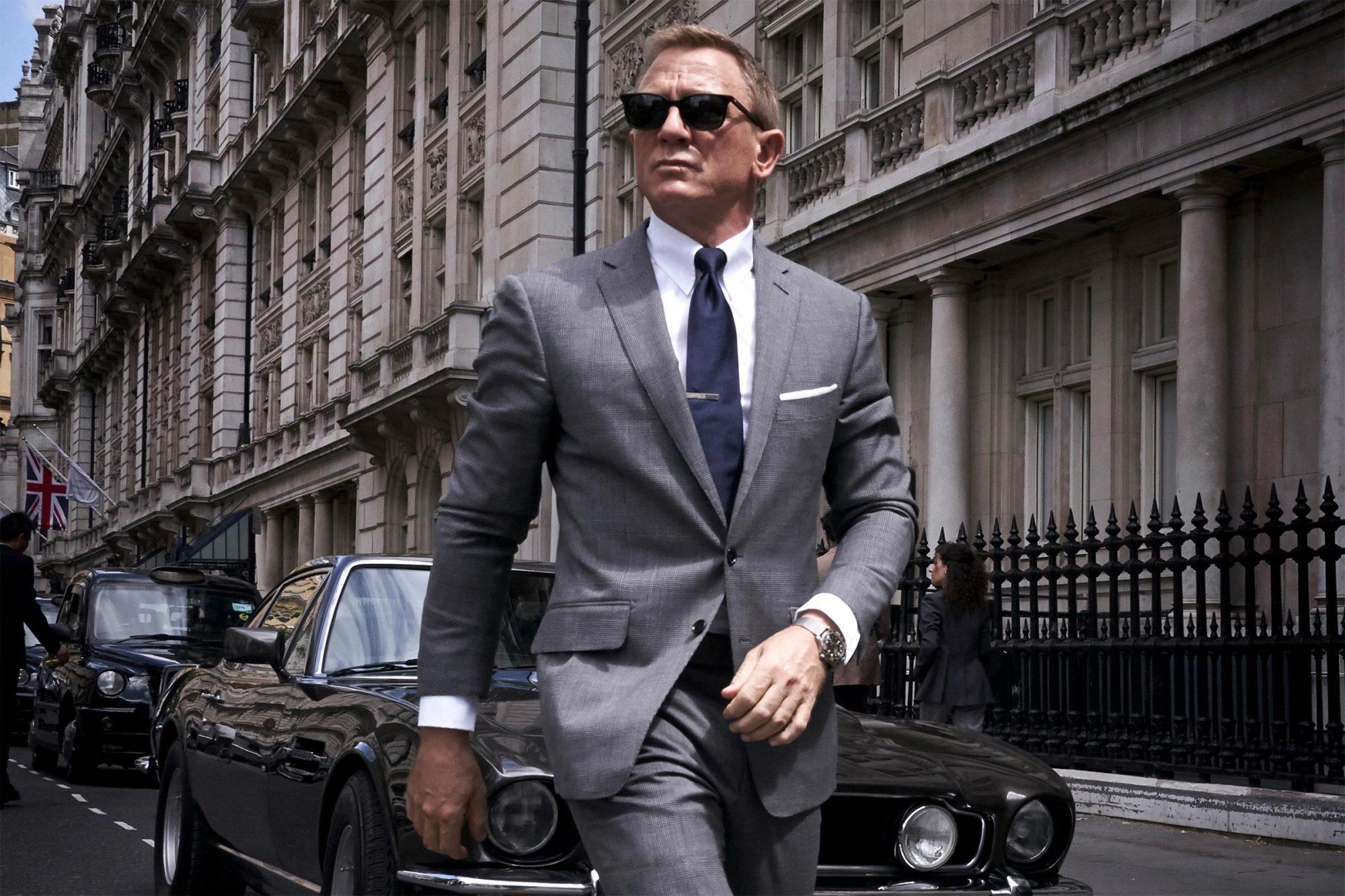 007'ye veda eden Daniel Craig, rolü kabul etmek istememiş