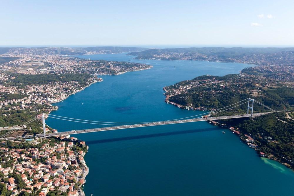 2021'in ilk zammı köprü geçiş ücretlerine geldi