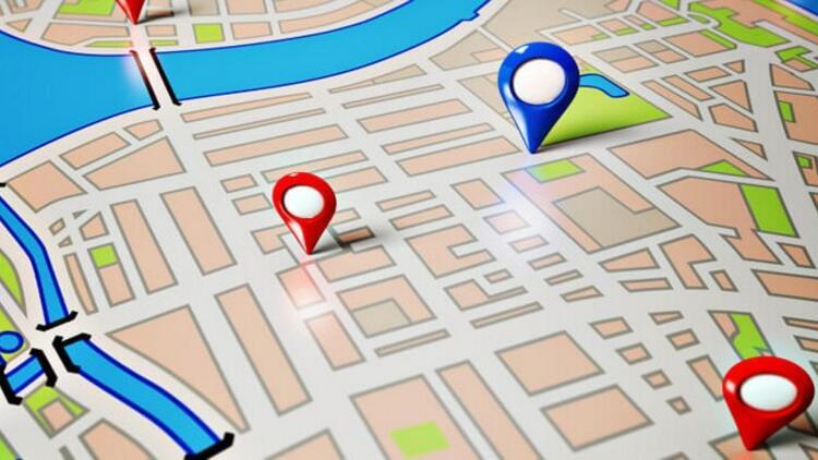 Google Maps, bizi takip ediyor.