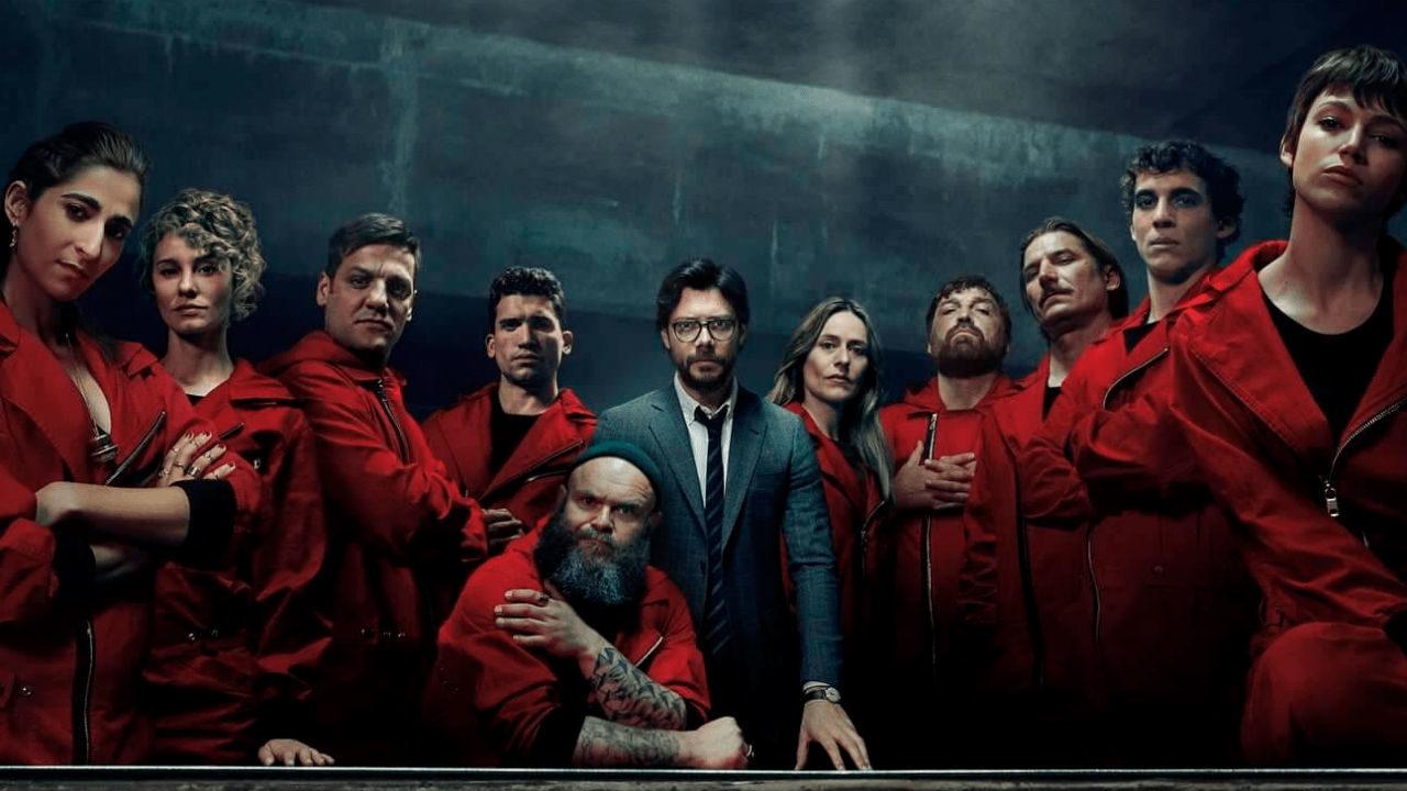 Netflix, La Casa De Papel 5. sezon tarihini duyurdu .