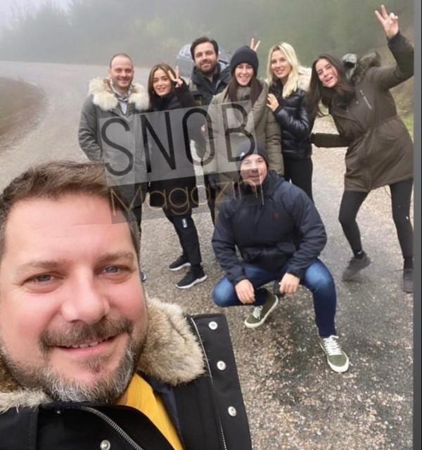 Arkadaşlarının gözünden Murat Gezer-Nazlı Çarmıklıaşkı