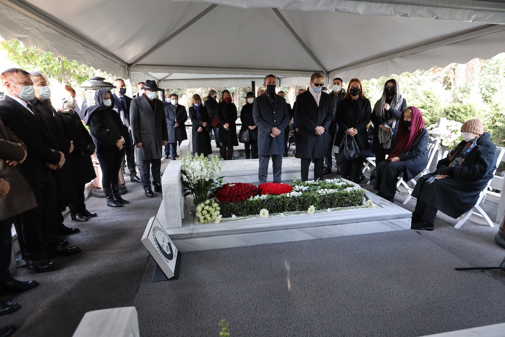 Mustafa V. Koç vefatının beşinci yıldönümünde dualarla anıldı.