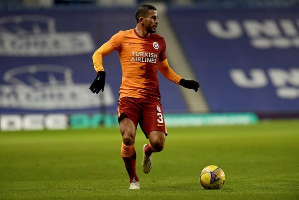 Galatasaraylı Omar Elabdellaoui çocukları için kendini feda etmiş