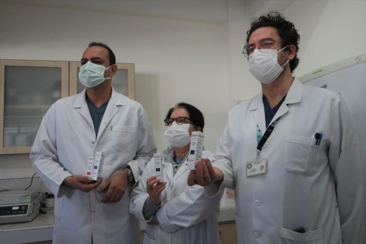 Corona virüsü 1 dakikada öldüren burun spreyi geliştirildi