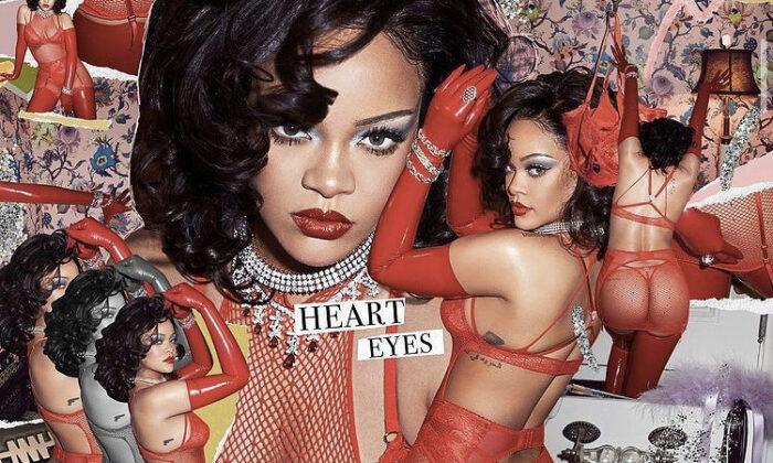 Rihanna, iç çamaşırı markası Savage X Fenty ile başarıyı yakaladı.