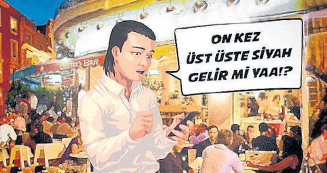 Serdar Ortaç sanal kumar reklamında Sertaç oldu!