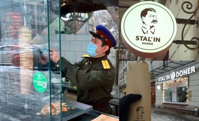 """Moskova'da açılan """"Stalin Döner"""" tepkiler üzerine kapandı! - Magazin Life"""