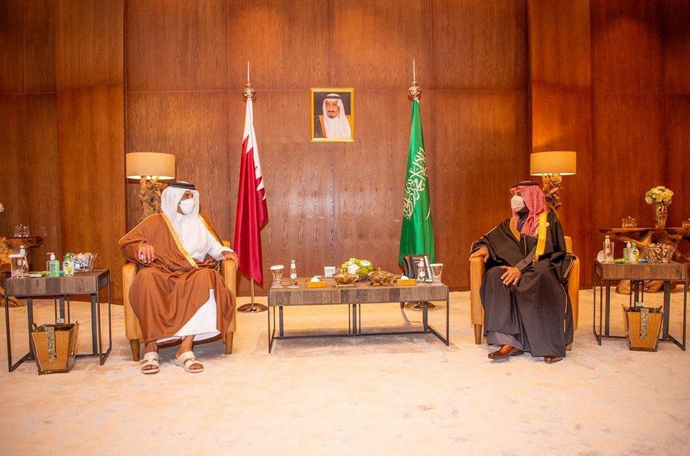 Katar'a ambargo kalktı. Körfez krizi sona erdi