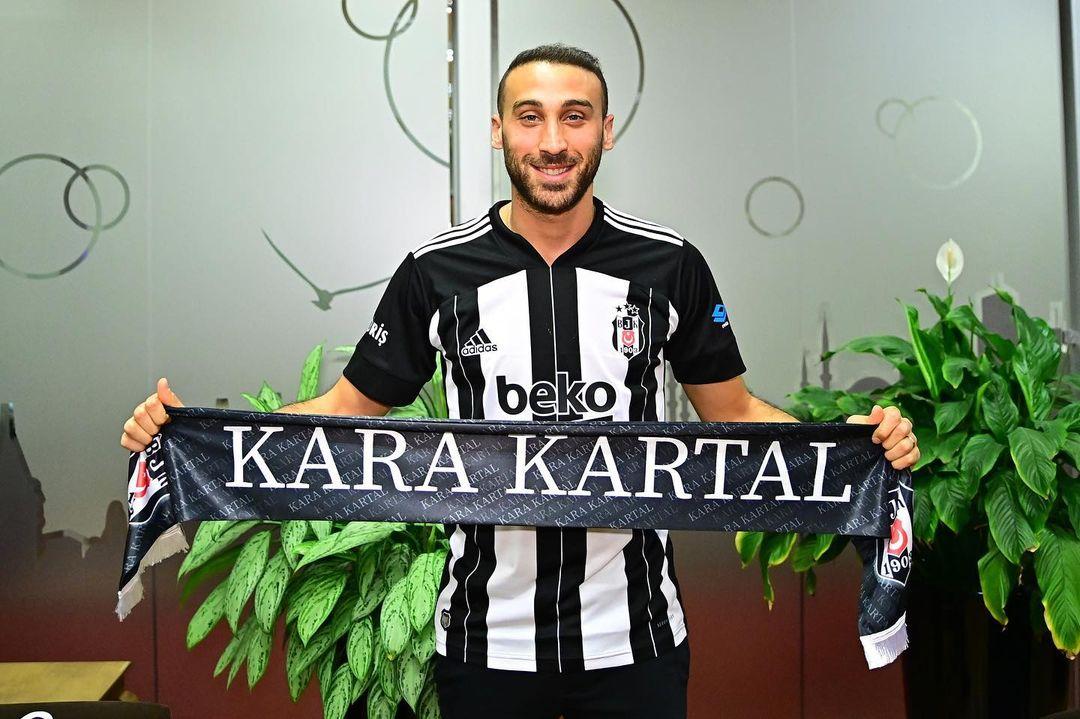 Beşiktaş, Cenk Tosun transferini duyurdu!
