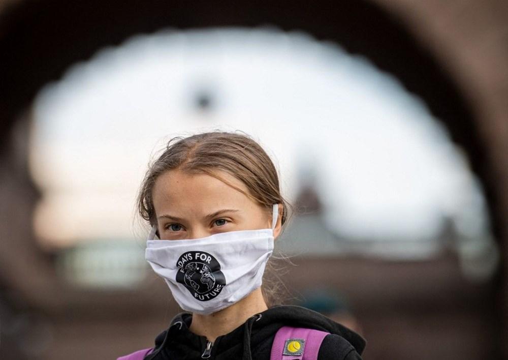 BBC'den Greta Thunberg belgeseli geliyor