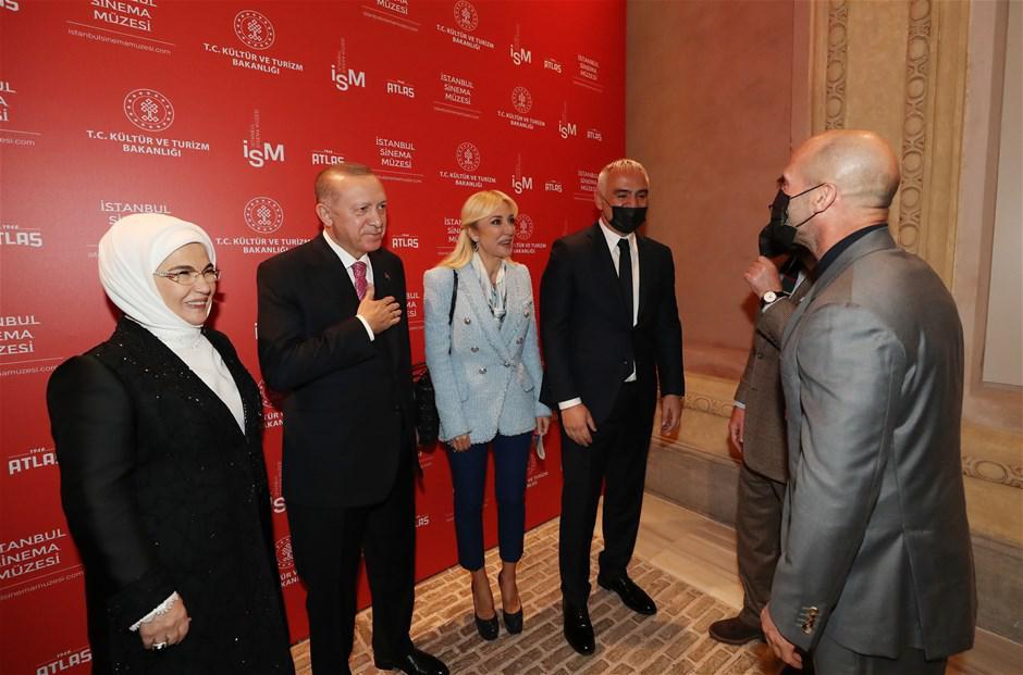 Hollywood yıldızı Jason Statham, Cumhurbaşkanı Erdoğan'ın doğum gününü kutladı