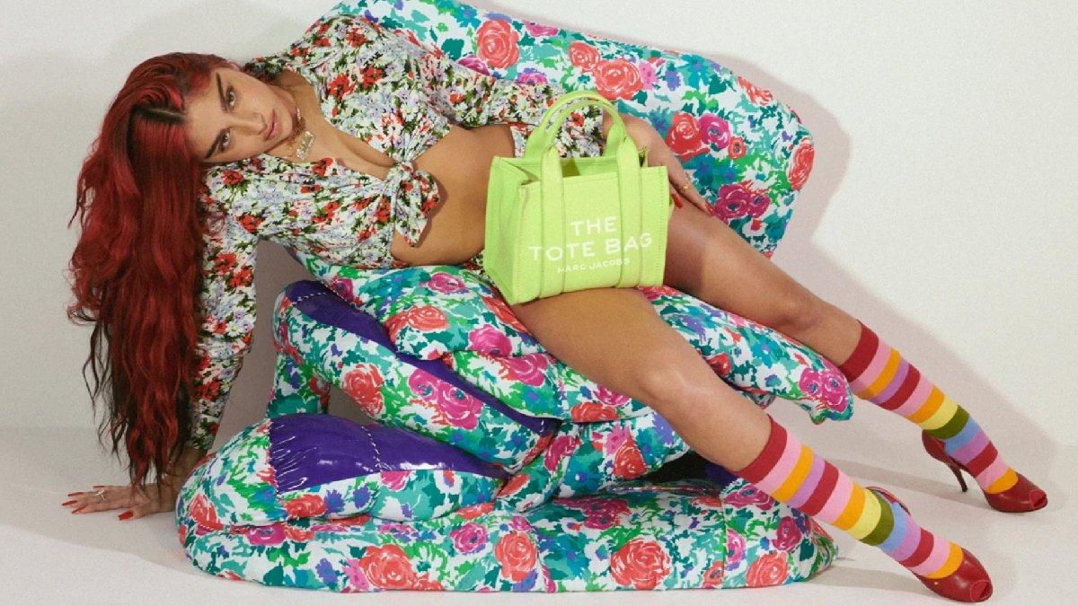 Madonna'nın kızı Lourdes Leon, Marc Jacobs'un marka yüzü oldu