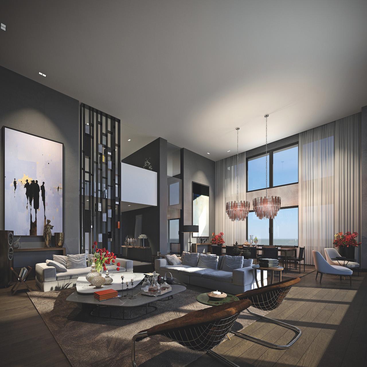 Serdar Bilgili'nin yeni projesi The Ritz-Carlton Residences, Nişantaşı'nda.