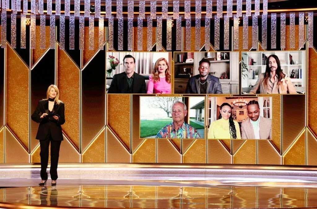Oscar'ın habercisi  78. Altın Küre Ödülleri sahiplerini buldu.