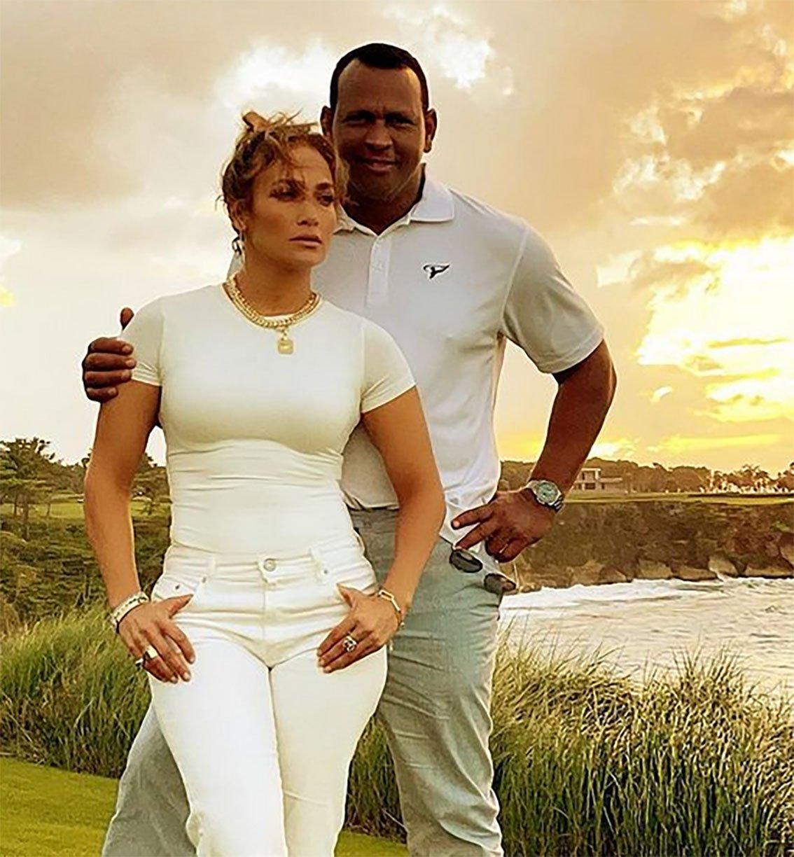 """Jennifer Lopez ile Alex Rodriguez'in ayrılık nedeni """"güven"""" sorunu"""