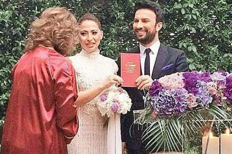 Tarkan'dan 5 yıl sonra nikah öncesi hazırlık pozu