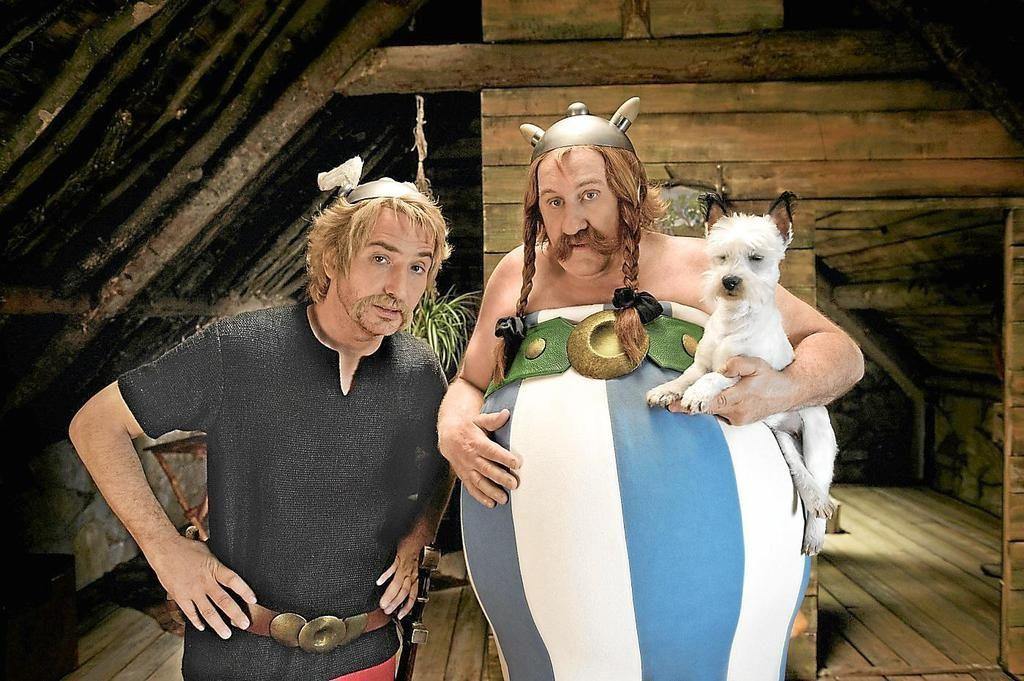 Yıldız futbolcu Zlatan Ibrahimovic, Asterix filminde rol alacak