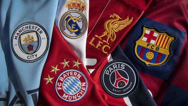 12 büyük kulüp Avrupa Süper Ligi'ni kurdu