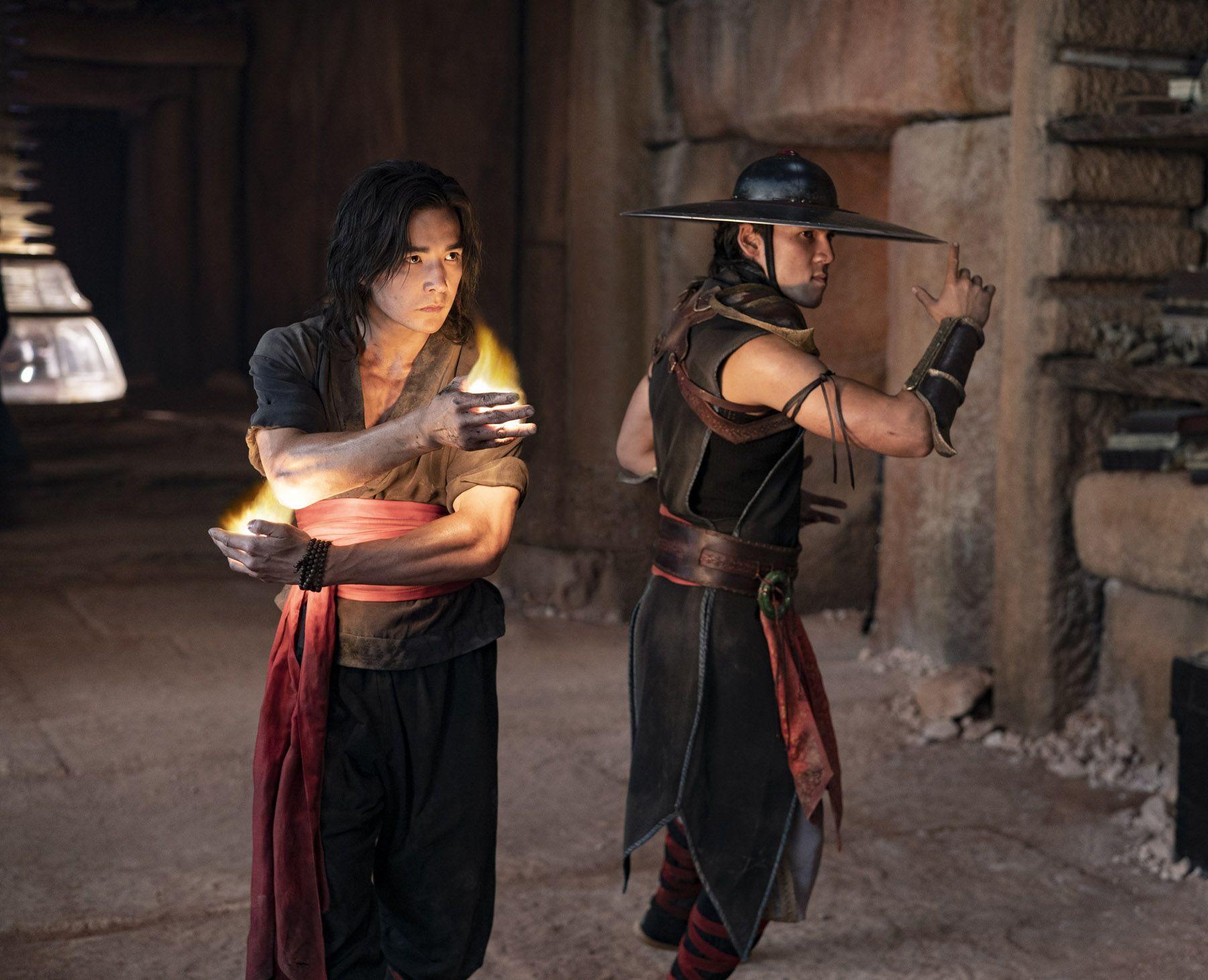 Mortal Kombat filmi ABD'de hasılat rekoru kırdı