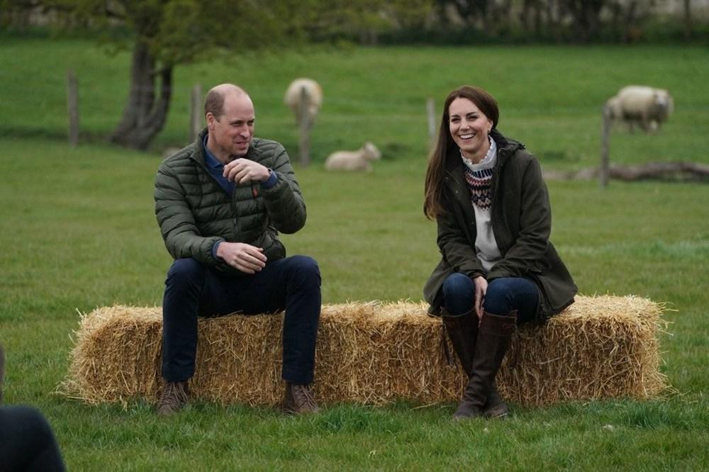 Prens William, Kraliçe Elizabeth'i örnek alıyor