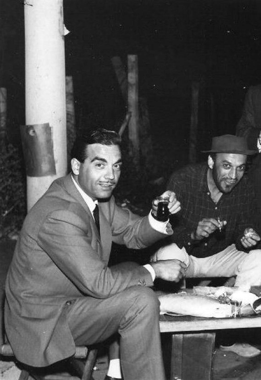Yeşilçam'ın 'Turist Ömer'i Sadri Alışık 96 yaşında
